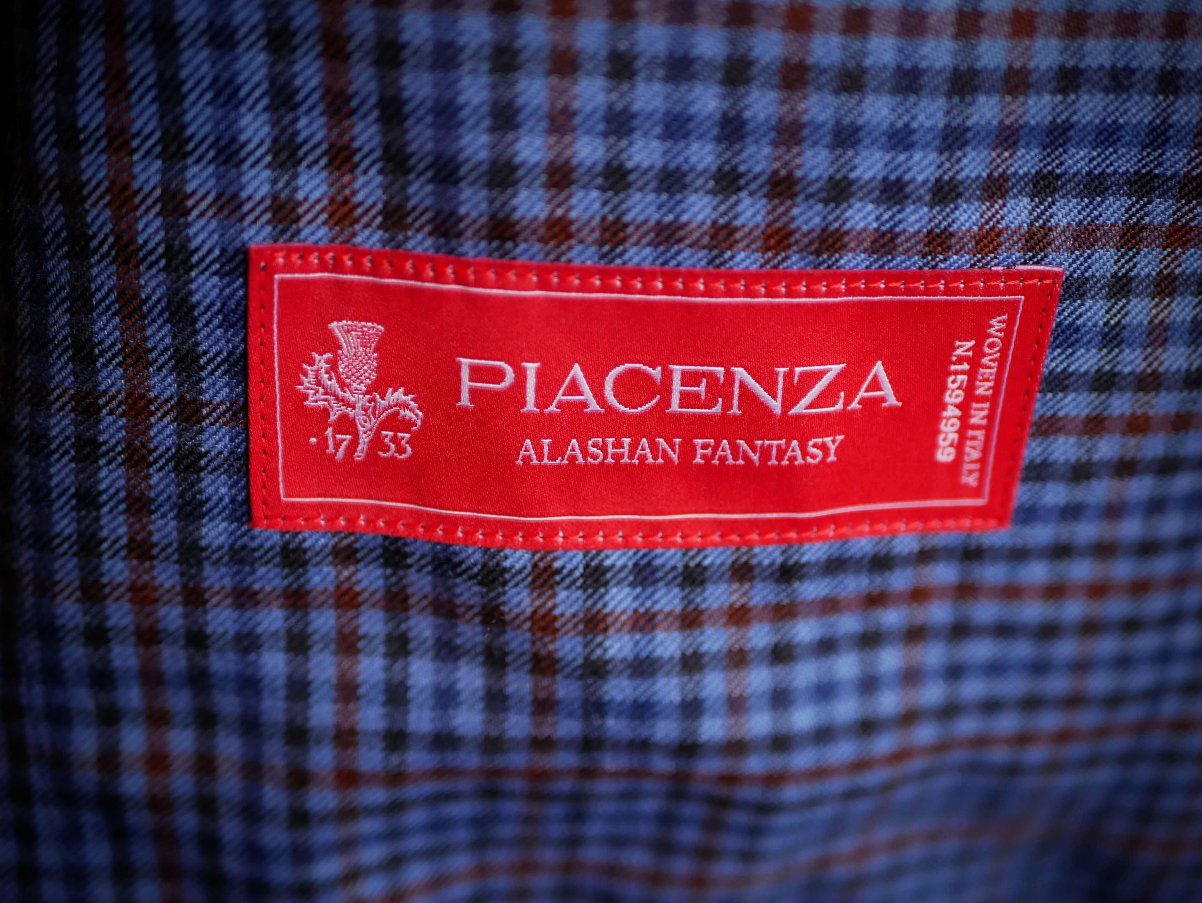 リコメンドファブリックvol.3 PIACENZA ピアチェンツァ 2020SS